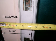 Size Door Jamb & DoorMetal Door Jamb Prices Repair Kit Sizes